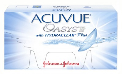 линзы Acuvue Oasys with Hydraclear Plus (6 шт.)