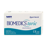 линзы Biomedics Toric 55 (Softview) (1 шт.)