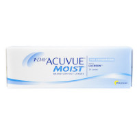 линзы 1-day Acuvue Moist For Astigmatism (30 шт.)